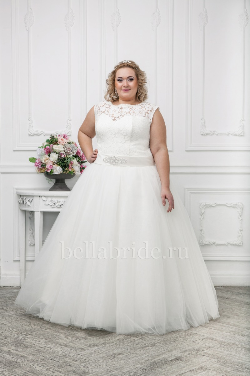 Свадебные  для полных в туле