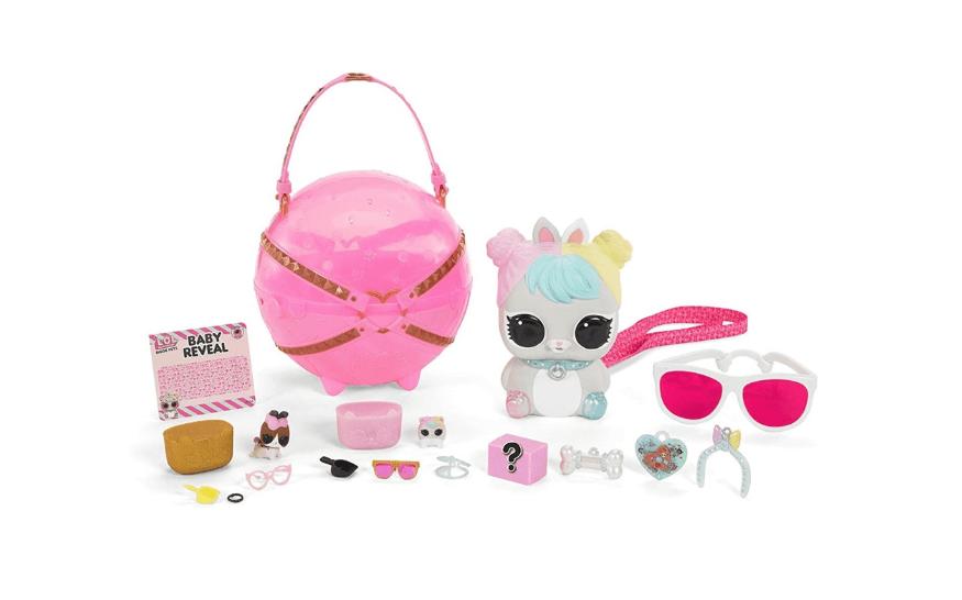 Игрушка-кукла-сюрприз LOL в шарике LOL 3861655 в интернет