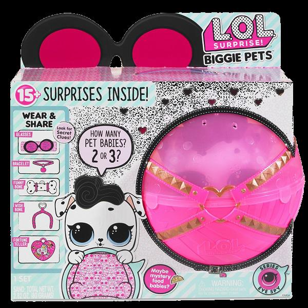 Кукла ЛОЛ Сюрприз LOL Surprise Pets 3 серия 2 волна