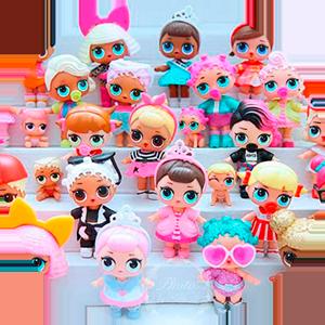 Кукла-сюрприз LOL в шарике, 548843 — купить в интернет