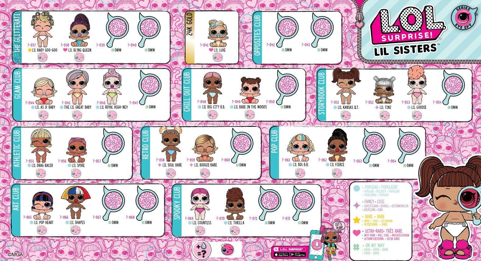 Куклы ЛОЛ – купить куколку сюрприз LOL в Дочки-Сыночки