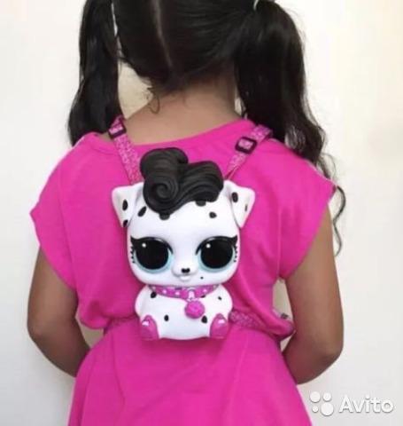 Кукла LOL Surprise Сестренки Декодер купить в интернет