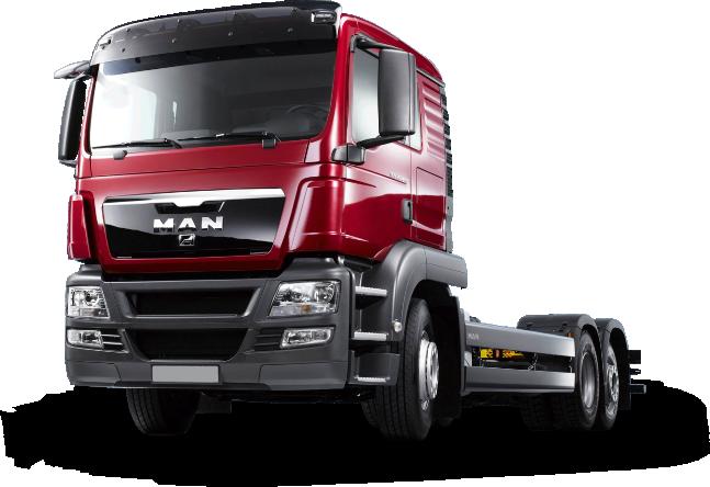 грузовой сервис МАН