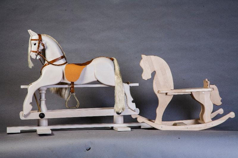 Как сделать качалку для лошади