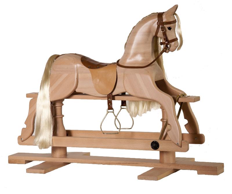Лошадка-качалка Wood & Horse