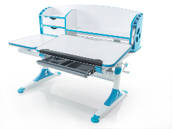 Детский стол Mealux Aivengo - L blue
