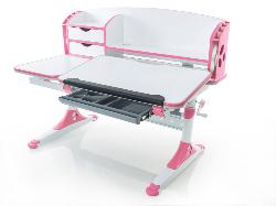 Детский стол Mealux Aivengo - L Pink