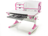 Детский стол Mealux Aivengo - M pink