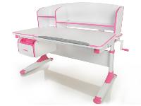 Детский письменный стол Mealux Bruno Pink