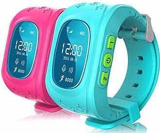 Часы для детей Smart Baby Watch, ребенок под вашим контролем, В случае опасности ребенок сообщает о ней с момощью кнопки SOS, В любой момент вы видите где находится ребенок на карте через свой смартфон
