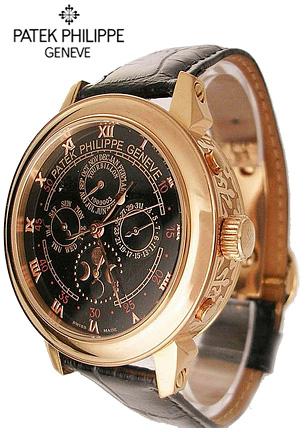 Мужские часы Patek Philippe Sky Moon, уникальные часы с двумя циферблатами подчеркнут богатство вашего стиля, механические часы с инкрустированным корпусом, кожаным ремешком