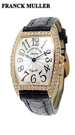 Женские часы Franck Muller, серия crazy, удивите себя и окружающих необычными часами обрамленными стразами на кожаном ремешке