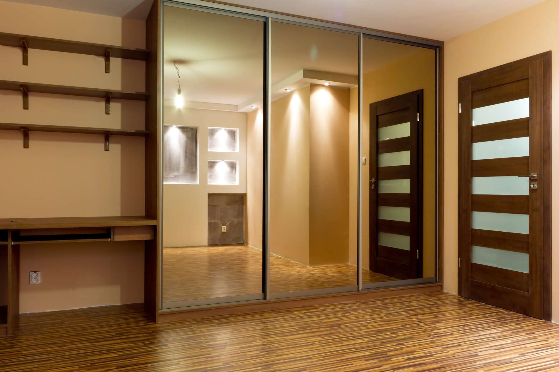 Sliding mirror closet doors for popular.