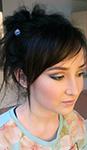 макияж, визаж, коррекция бровей