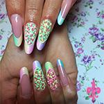 дизайн ногтей, красивые ногти, наращивание ногтей, моделирование ногтей