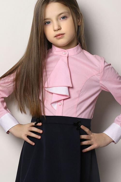 Блузки Для Школьниц В Москве