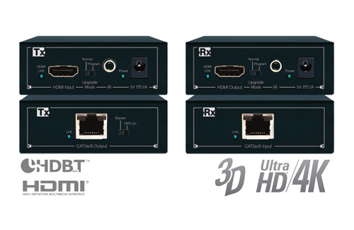 4K HDMI over CAT5 extender