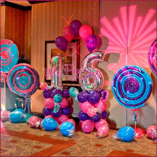 Конкурсы в день рождения на 16 летие