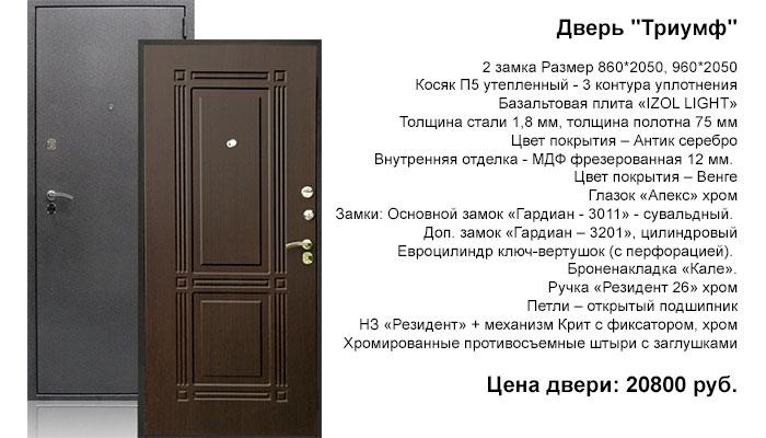 входная дверь 4 класс защиты
