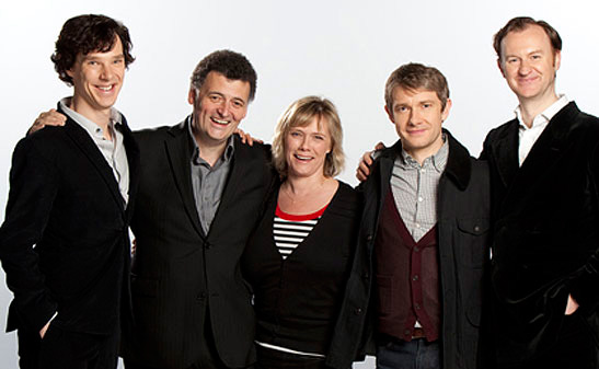 Cценаристы 'Шерлока' отменили мастер-класс в Москве