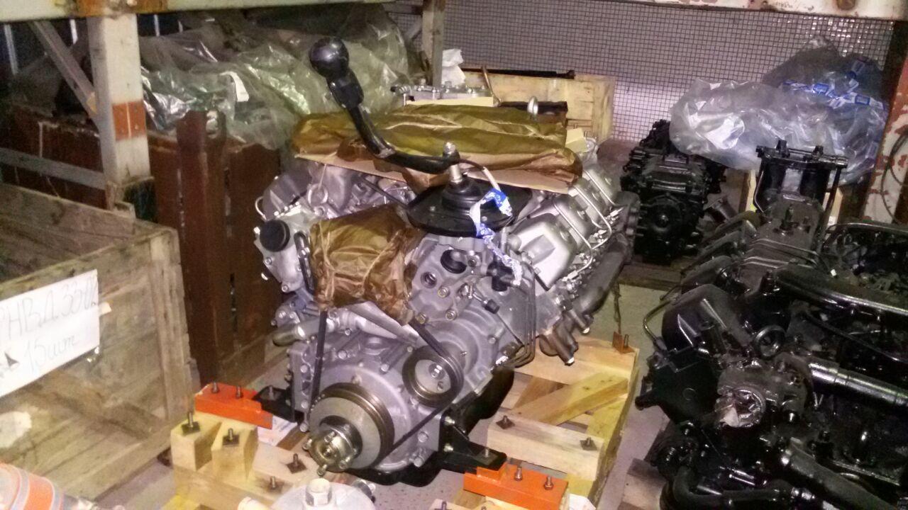Ремонт двигателя камаза своими руками