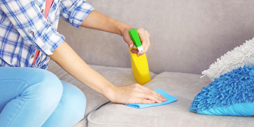 Как почистить мебель в домашних условиях без  979