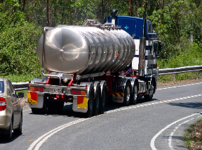 transportation of liquid bulk and dangerous goods