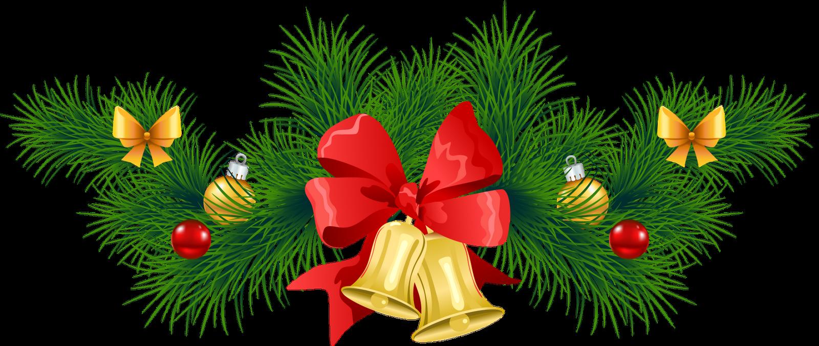 Веточки новогодние