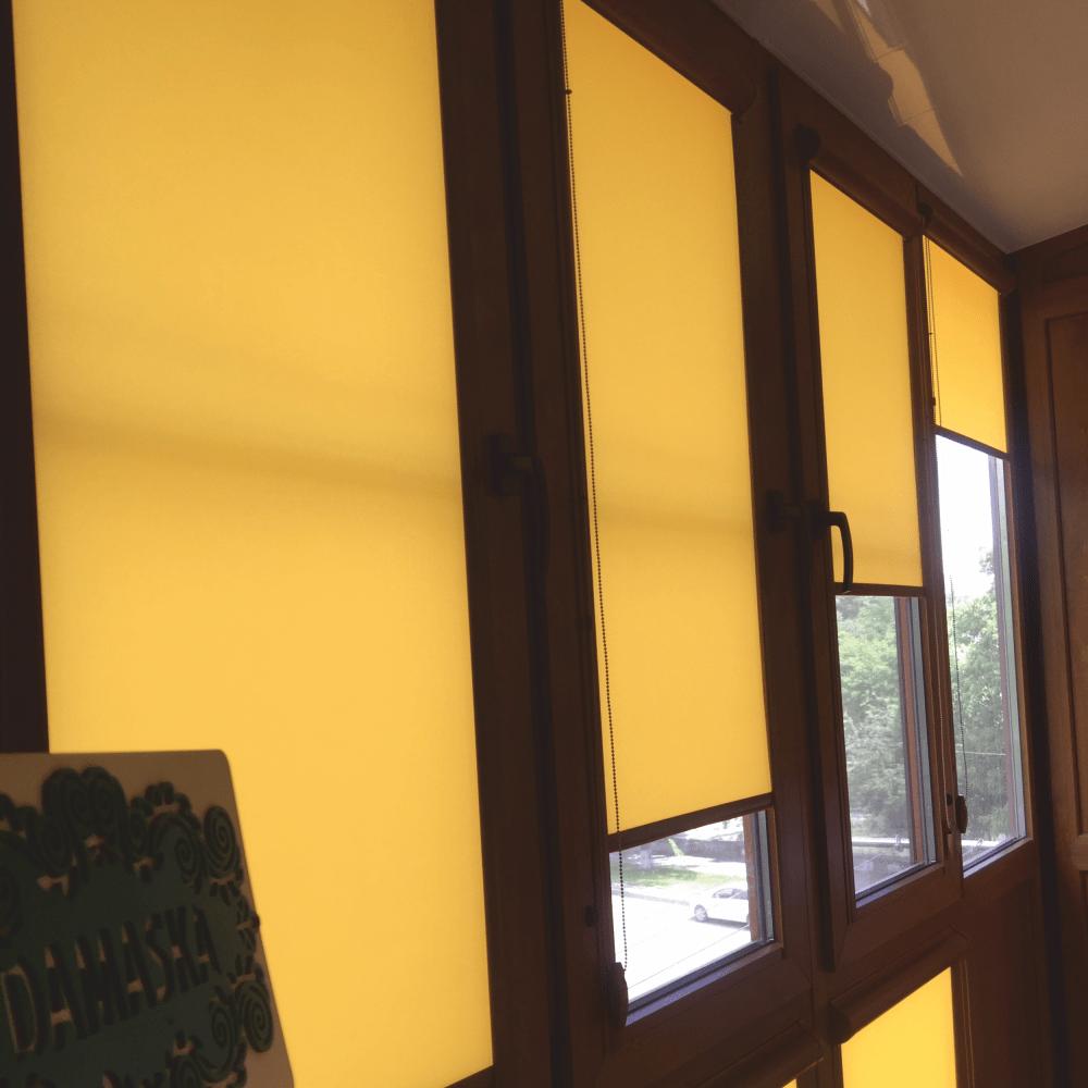 Рулонные шторы и жалюзи в краснодаре купить по цене производ.