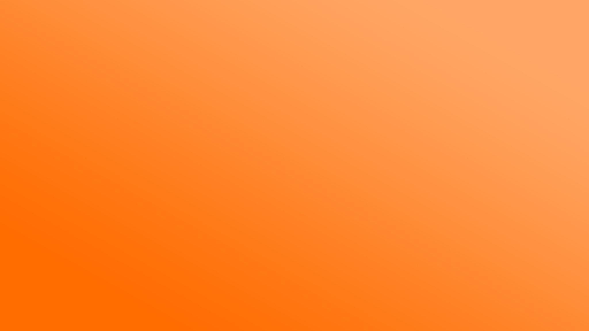 Orange metallic background
