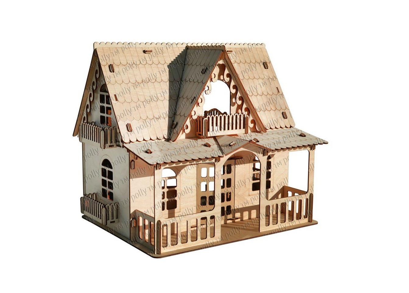 Кукольный домик Кантри хауз