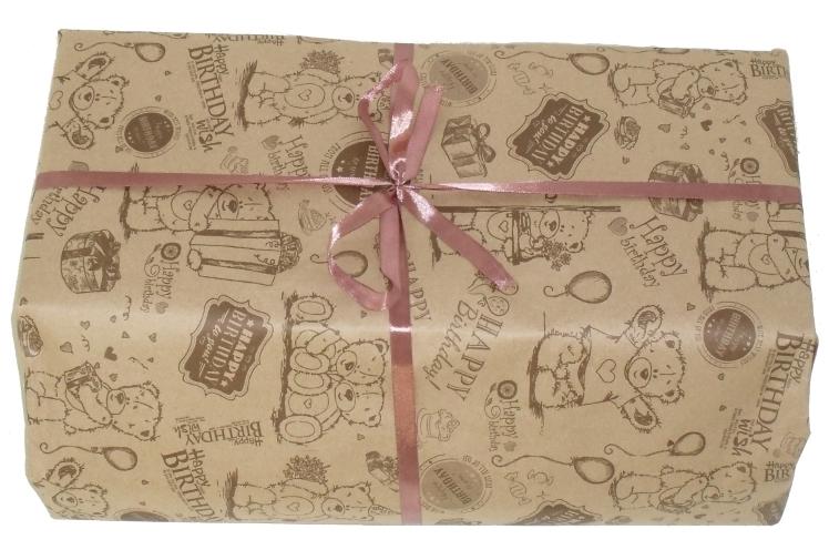 Праздничная упаковка Чудо-Дома