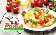 Пластиковая карта Pasta