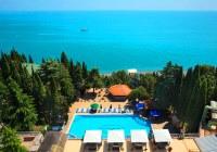 Отель Море Алушта