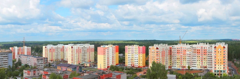 Виктория парк Щорса Ижевск