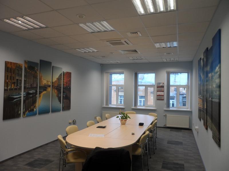 Картины в офис - Санкт-Петербург