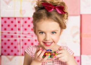 Принцесса на детский праздник