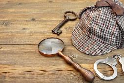 Квест Шерлок Холмс для детей