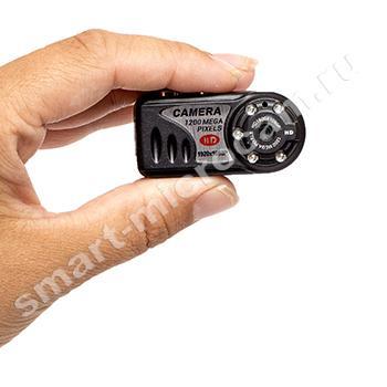 Скрытая камера видеонаблюдения пляже