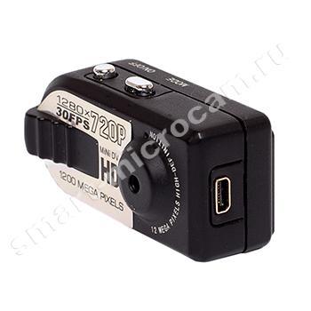 микро видеокамера