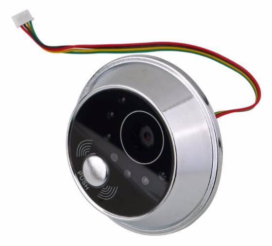 Камера глазок в дверь ip