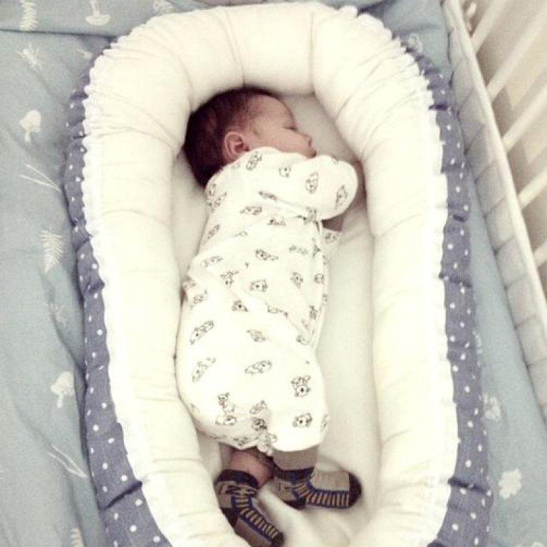Как сшить кокон для младенца
