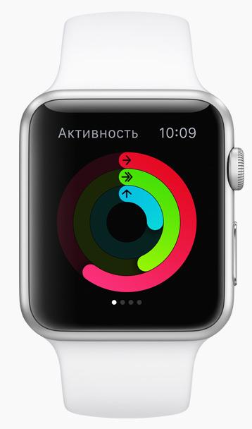 Apple Watch Sport White 42mm, Эппл Вотч Спорт Белый ремешок 42мм
