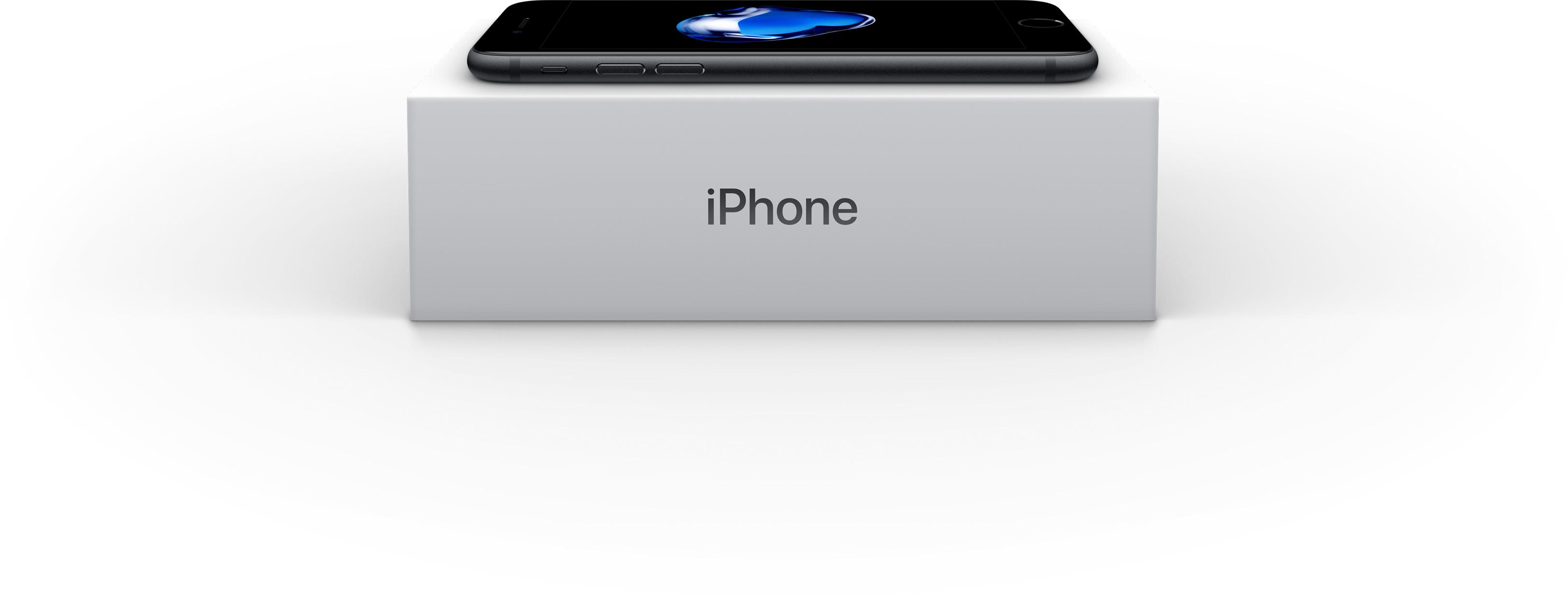 Apple iPhone 7 коробка