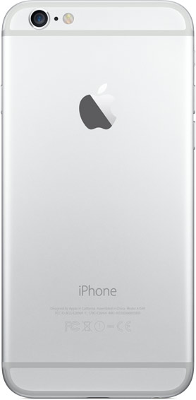 Apple iPhone 6 Silver, Эппл Айфон 6 Сильвер