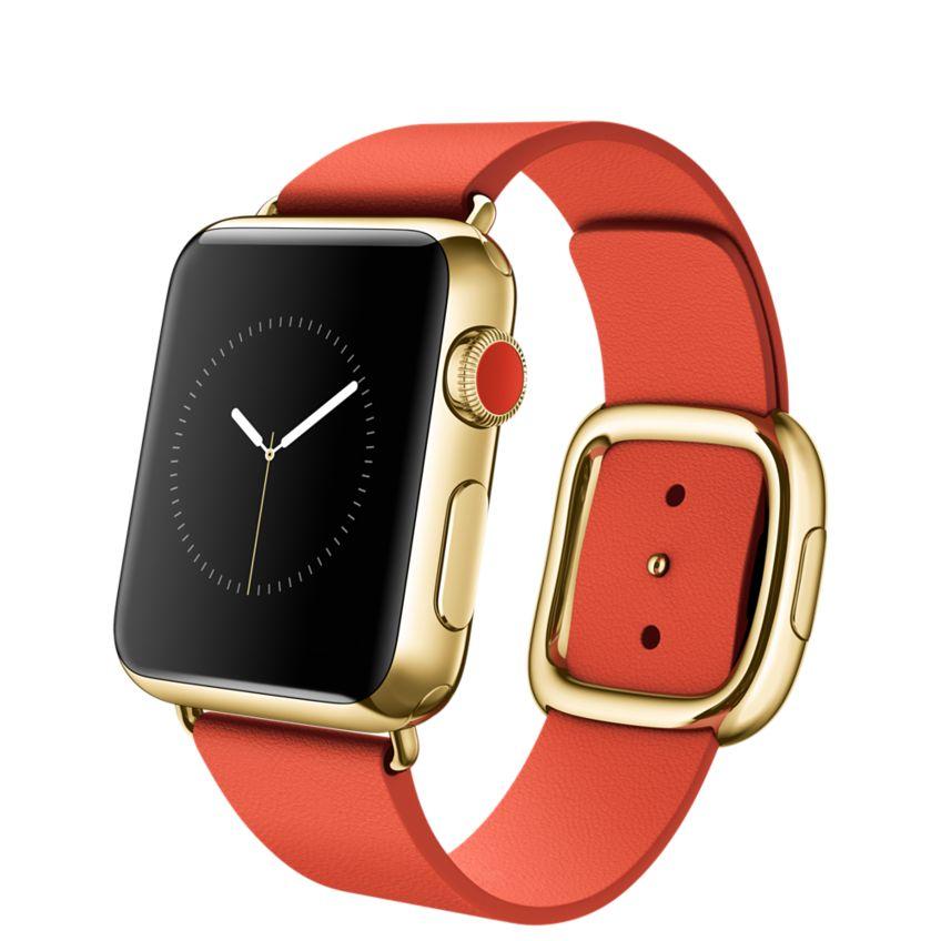 Apple Watch Edition 42mm Gold, Эппл Вотч Едишен 42мм Золотые