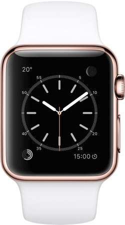 Apple Watch Edition 38mm Red Gold MJ8P2, Эппл Вотч Едишен 38мм Красное Золото MJ8P2