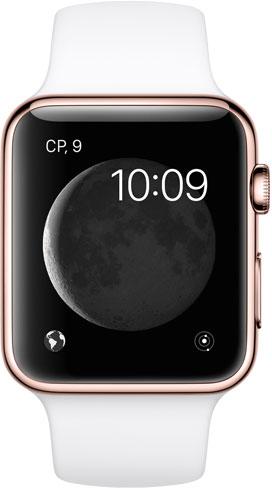 Apple Watch Edition 42mm Red Gold MJ4A2, Эппл Вотч Едишен 42мм Красное Золото MJ4A2
