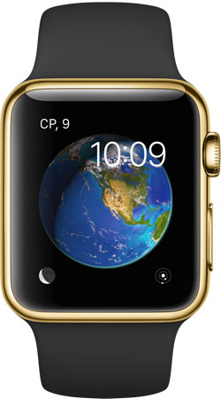 Apple Watch Edition 38mm Gold MKL52, Эппл Вотч Едишен 38мм Золотые MKL52