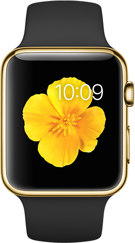 Apple Watch Edition 42mm Gold MJ8Q2, Эппл Вотч Едишен 42мм Золотые MJ8Q2